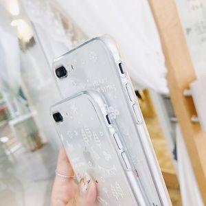 Accessories - NEW iPhone 7/8 Snowman Case